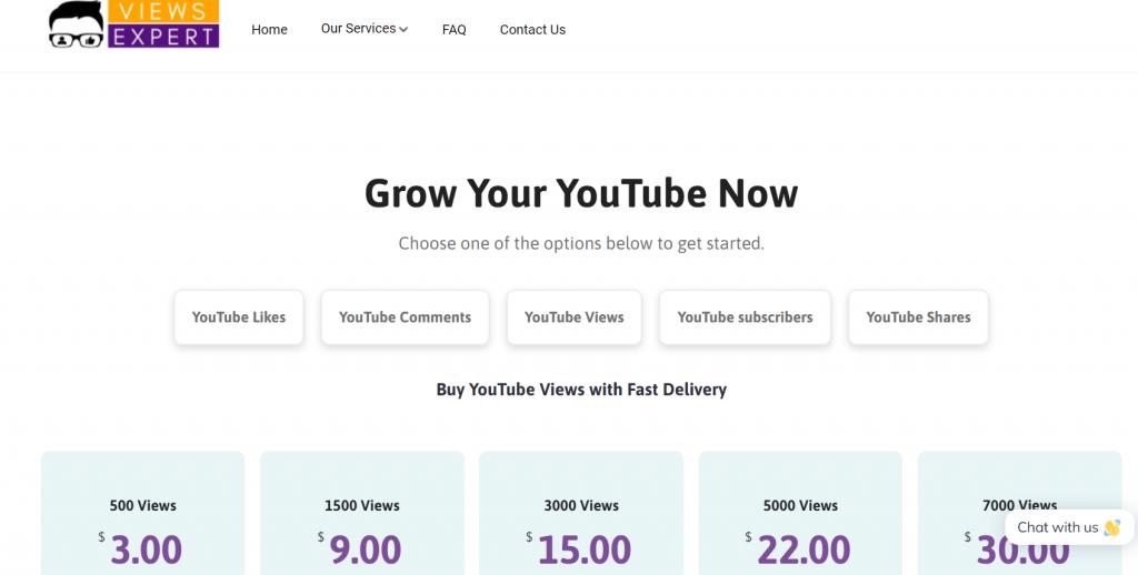 ViewsExpert Youtube views