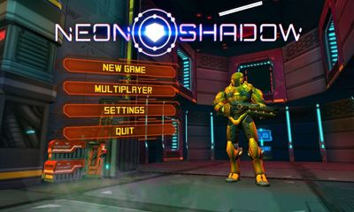 Neon Shadow Multiplayer Game