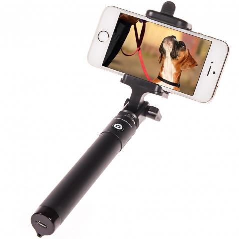 The Memory Journalists MJ Selfie pro extendable pole: