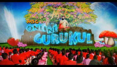 MSG Online Gurukul Motion Poster