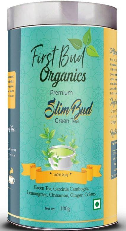 firstbud slim green tea