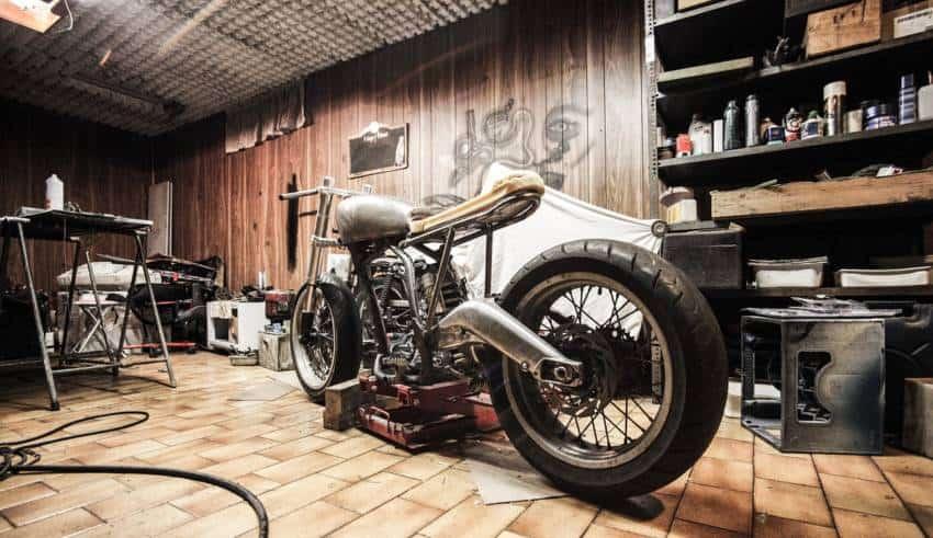 motorbike in india