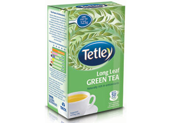 how to use tetley green tea bags