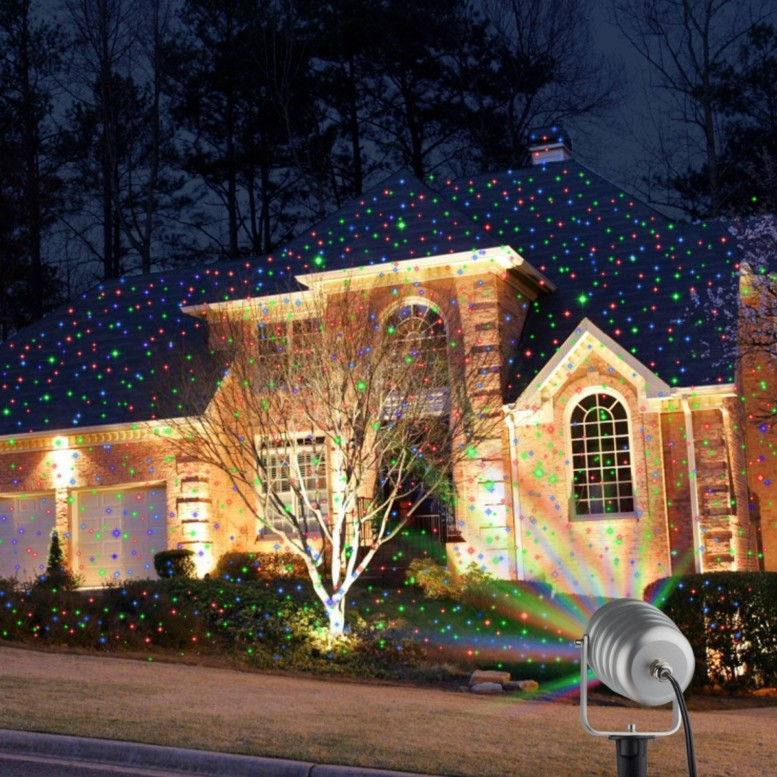 10 best christmas laser light projectors 2018 with reviews christmas laser lights halloween outdoor projector aloadofball Image collections