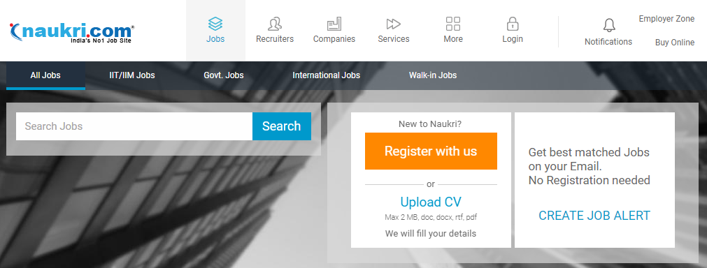 10 Best & Free Job Portals in India (2020) to apply for your new job!