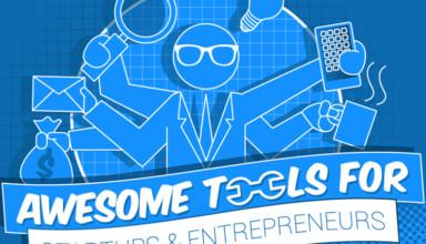 Startups Tools 2017