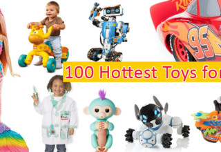 125 Hottest Toys For Kids (2017) - Christmas Gifts for Boys & Girls