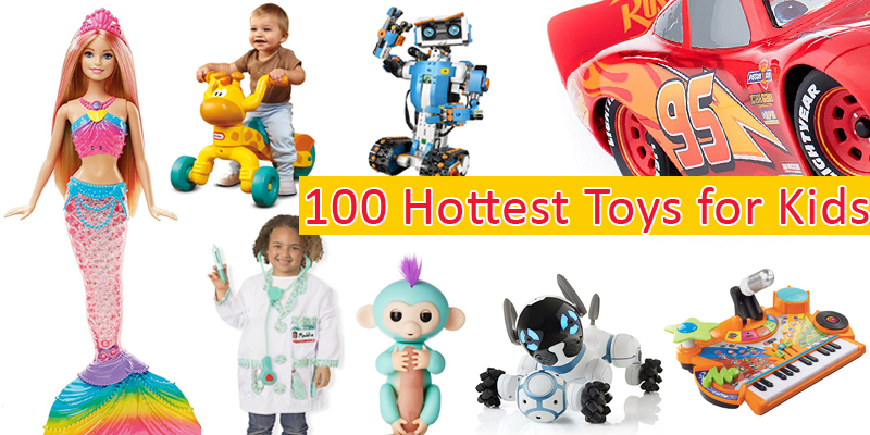 2018 Popular Toys : Hottest toys for kids best xmas gifts