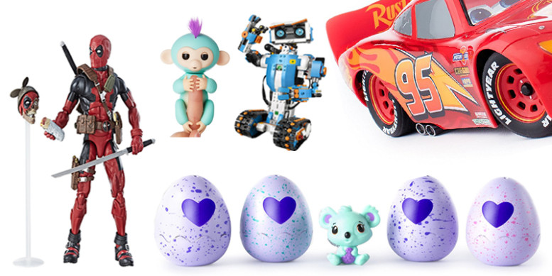 Top Trending Toys For Boys : Hottest toys for kids christmas gifts