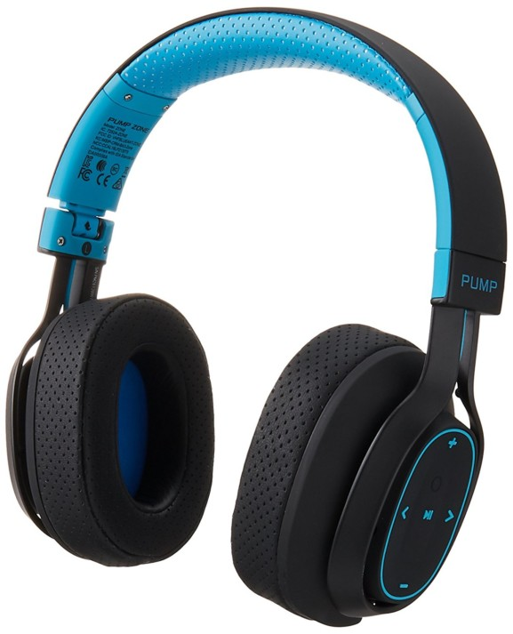 BlueAnt - Pump Zone Over-Ear HD Wireless Headphones