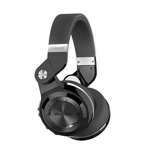 Bluedio Turbine T2s Wireless Bluetooth Headphones with Mic