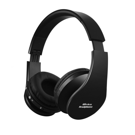 FX-Victoria Wireless Over-Ear Headphones Hi-Fi Stereo Foldable Headset with Dual Mode