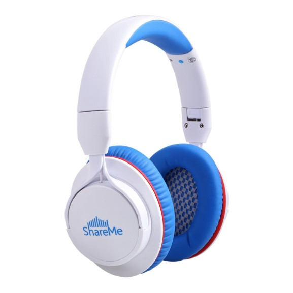 Over Ear Headphones, Mixcder ShareMe Wireless Bluetooth 4.1