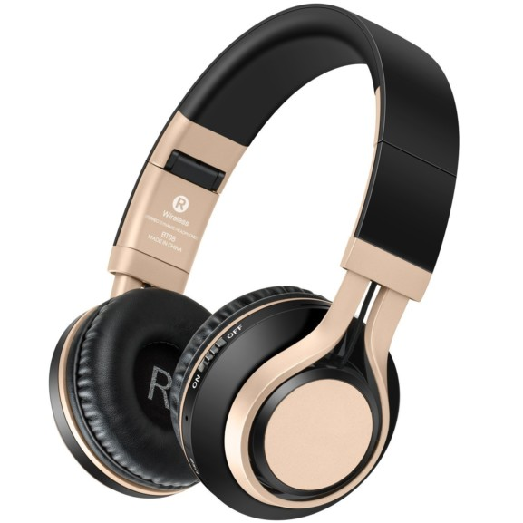 Picun BT-08 Bluetooth Headphones Wireless Headphone with Microphone
