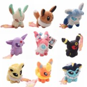 Pokemon Stuffed Toys Set