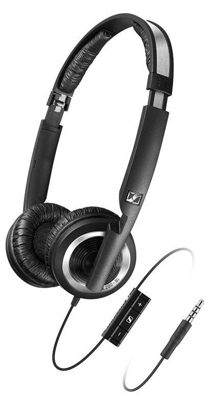 Sennheiser PX 200-II Super Aural Headphones