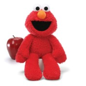 "Take Along Elmo 12"" Plush"