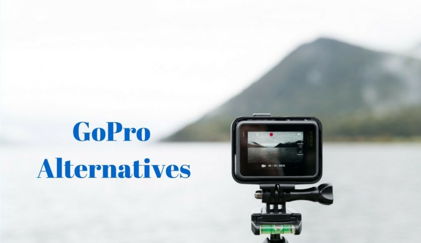 Best Gopro Alternative 2019 15 Best GoPro Alternatives (2019): GoPro like Cameras you can Buy