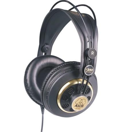 AKG K240 Semi Open Studio Headphones