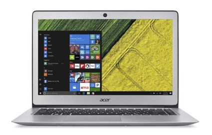 "Acer Swift 3, 14"" Full HD, Intel Core i3-6100U"