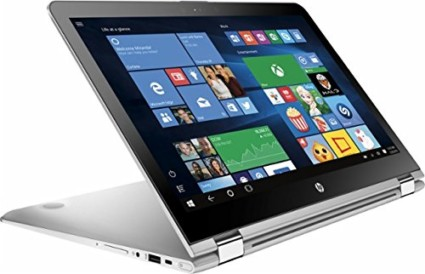 """HP Envy x360 15.6"""" 2-in-1 Convertible FHD IPS 1080p Touchscreen Laptop PC"""