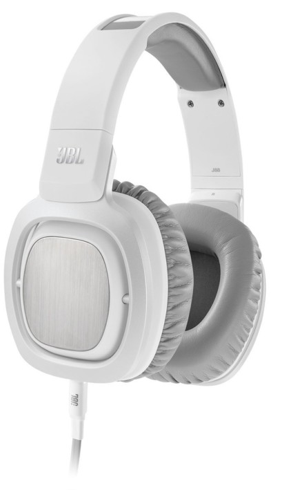 JBL J88i Premium Over-Ear Headphones with JBL Drivers, Rotatable Ear-Cups and Microphone