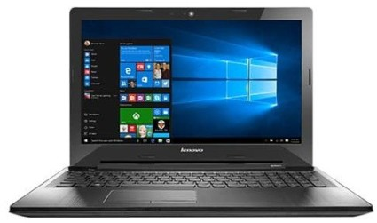 Lenovo Z50 15.6 inch HD Flagship High Performance Black Laptop