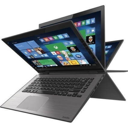"""Toshiba Radius 14"""" Touch-screen Laptop"""