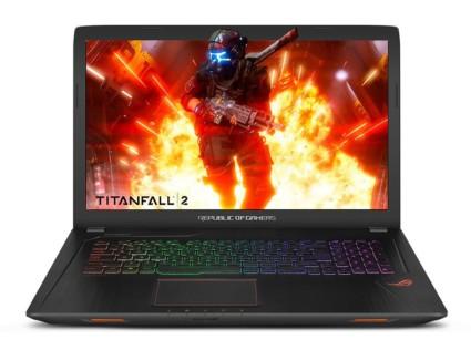 ASUS ROG G753VE-DS74 17.3-Inch Gaming Laptop
