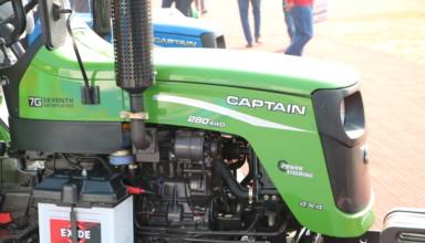 Captain 280 DX