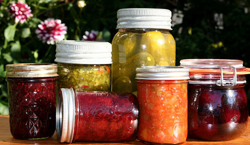 Jam/Jelly/Pickle Making