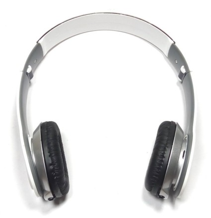 Ubon UB-1360 Headphones With Pure Bass And Mic (White)