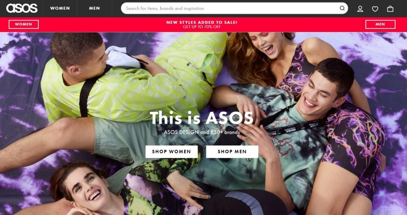 ASOS Store Like Princess Polly