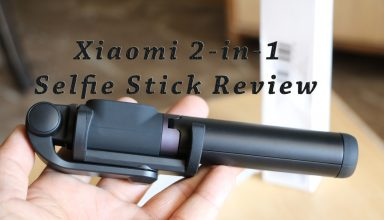 Xiaomi 2-in-1 Selfie Stick Review