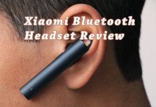 Xiaomi Bluetooth Headset Review