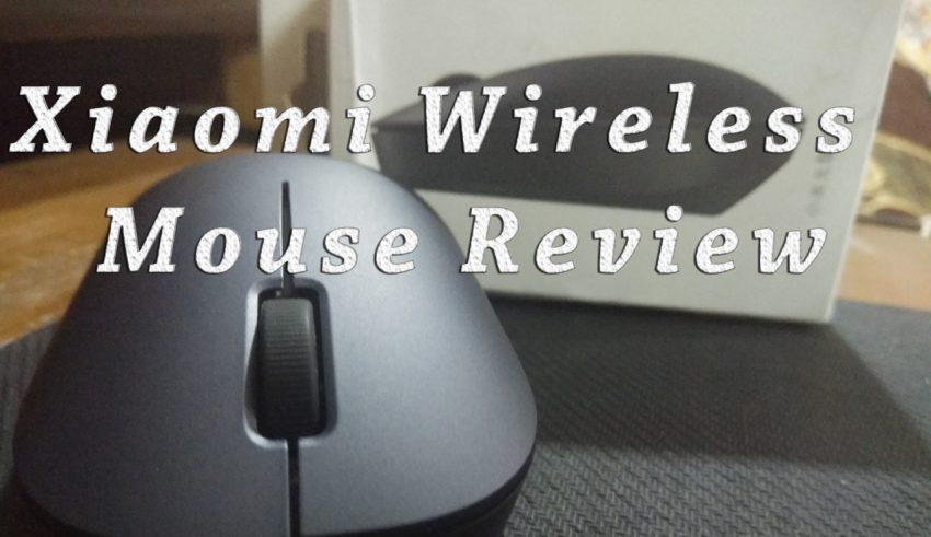 Xiaomi wireless Mouse