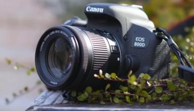 Canon EOS 800D/EOS Rebel T7i