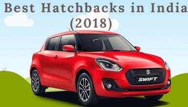 Best Hatchbacks in India 2018