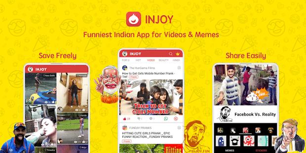 Injoy app.