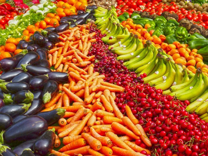 Fruit Retail Shop