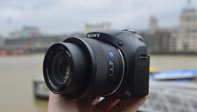 Sony CyberShot HX400V digital camera