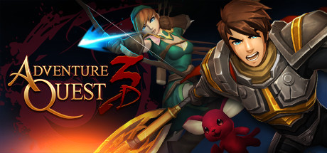Adventure Quest 3D multiplayer games