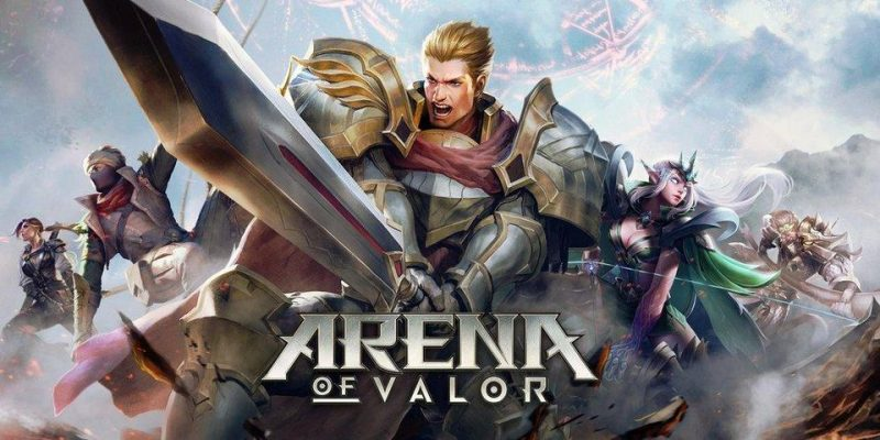 Arena of Valor multiplayer games