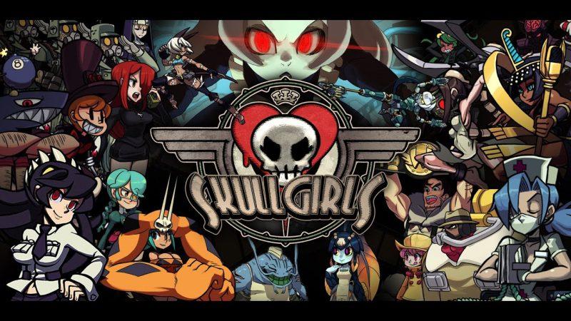 Skullgirls Multiplayer games