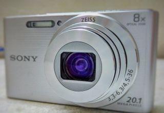 Sony Cybershot DSC W830