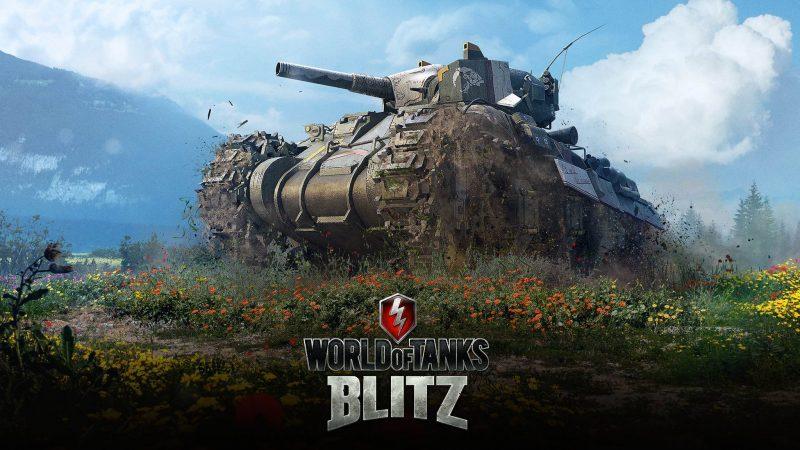 World of tanks blitz multiplayer games