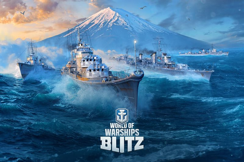 World of Warships Blitz Multiplayer games