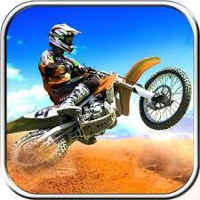 Xtreme bike racing stunt