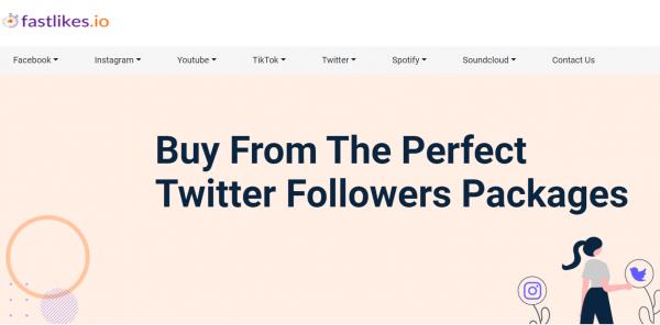 Fastlikes - buy twitter followers