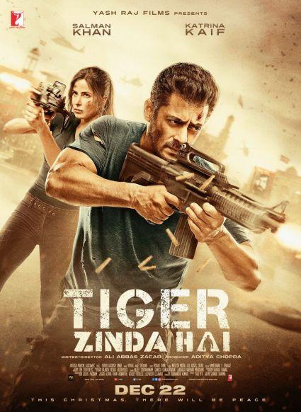 Tiger ZindaHai movie poster